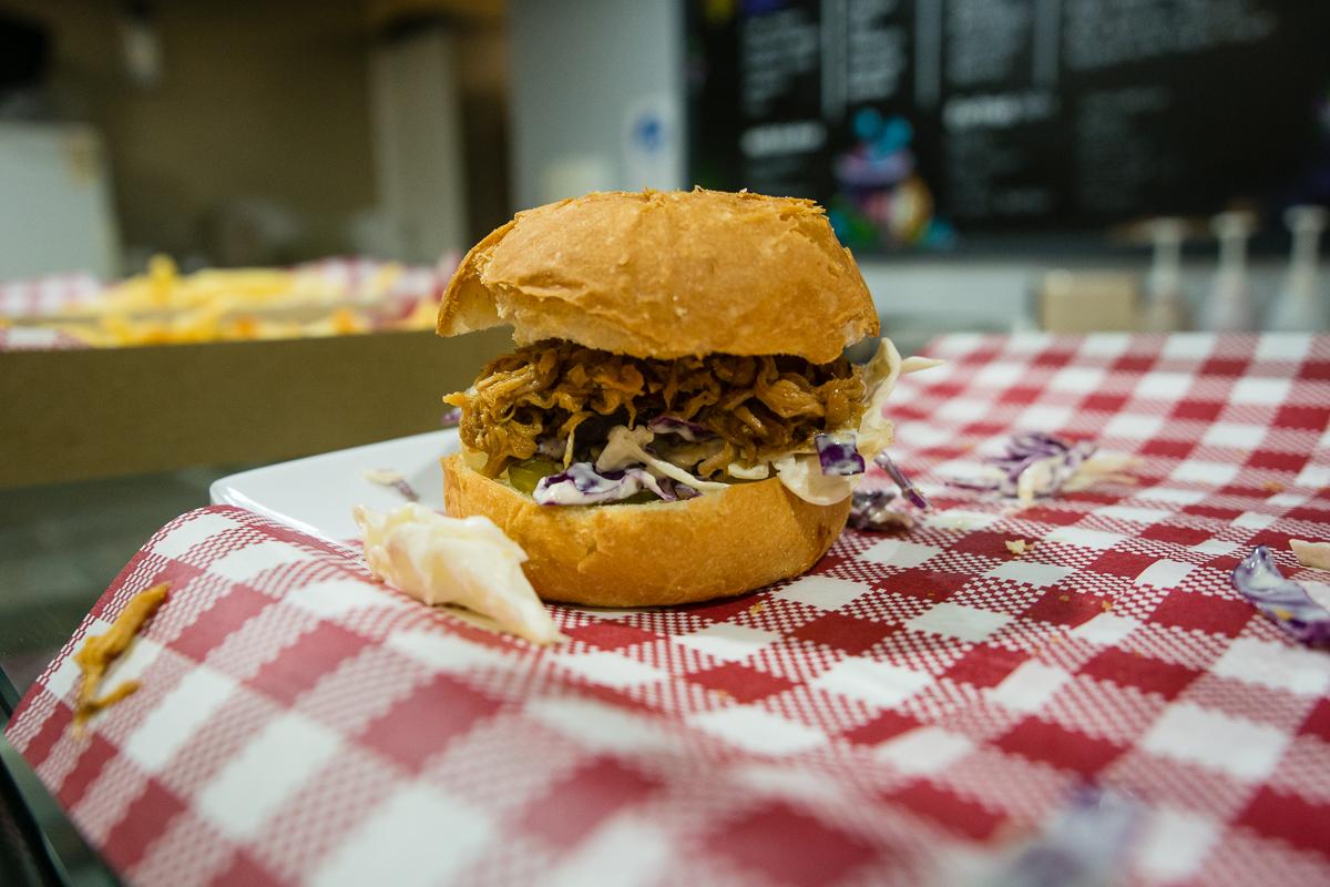 Dukes Cafe + Eatery burgers