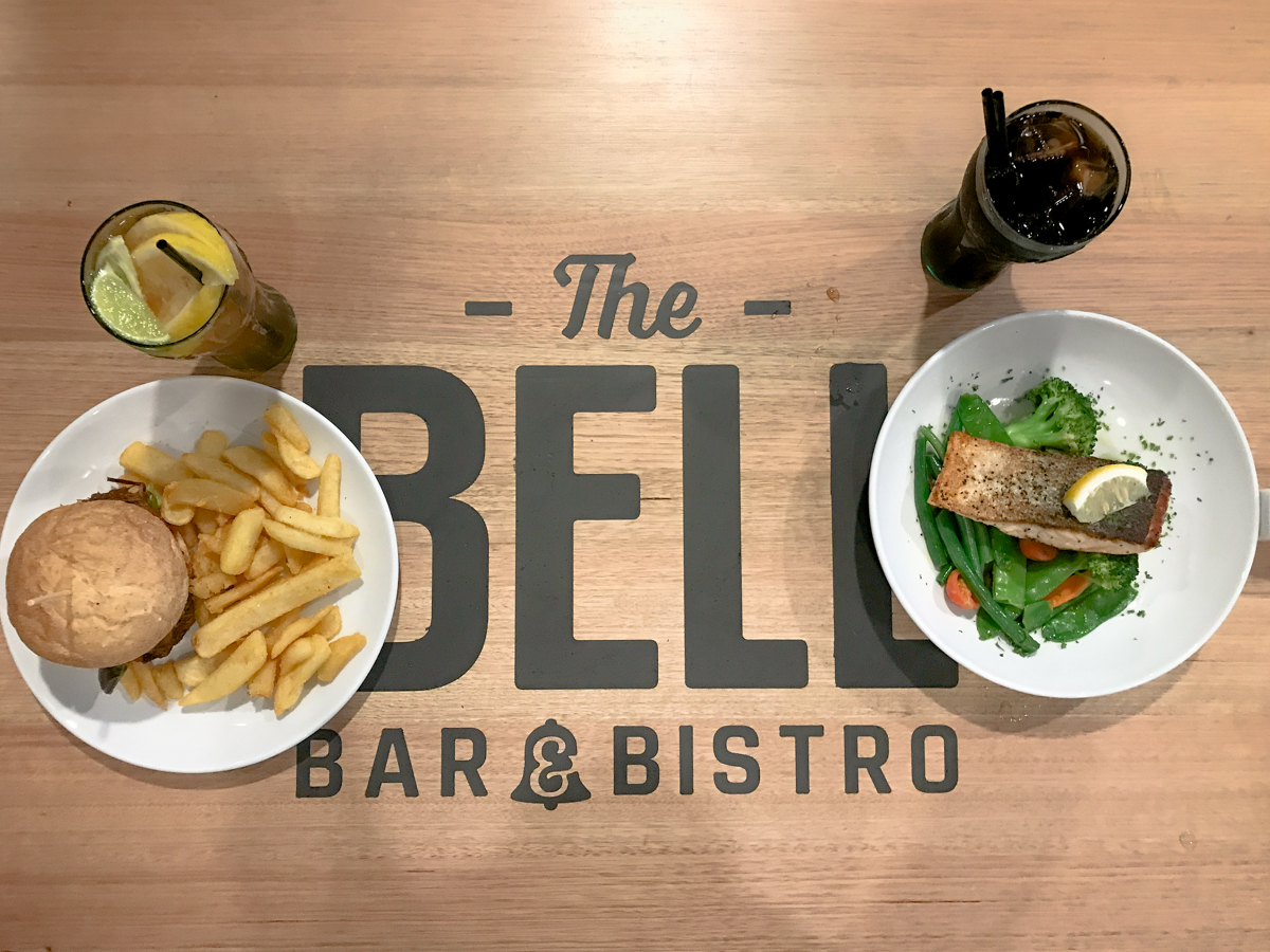 The Bell Bar & Bistro, Bellamack, Palmerston