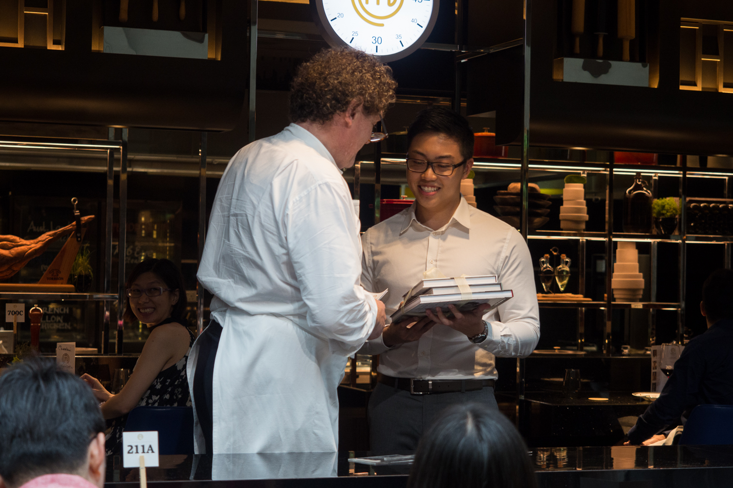 MasterChef Dining and Bar Singapore 2016