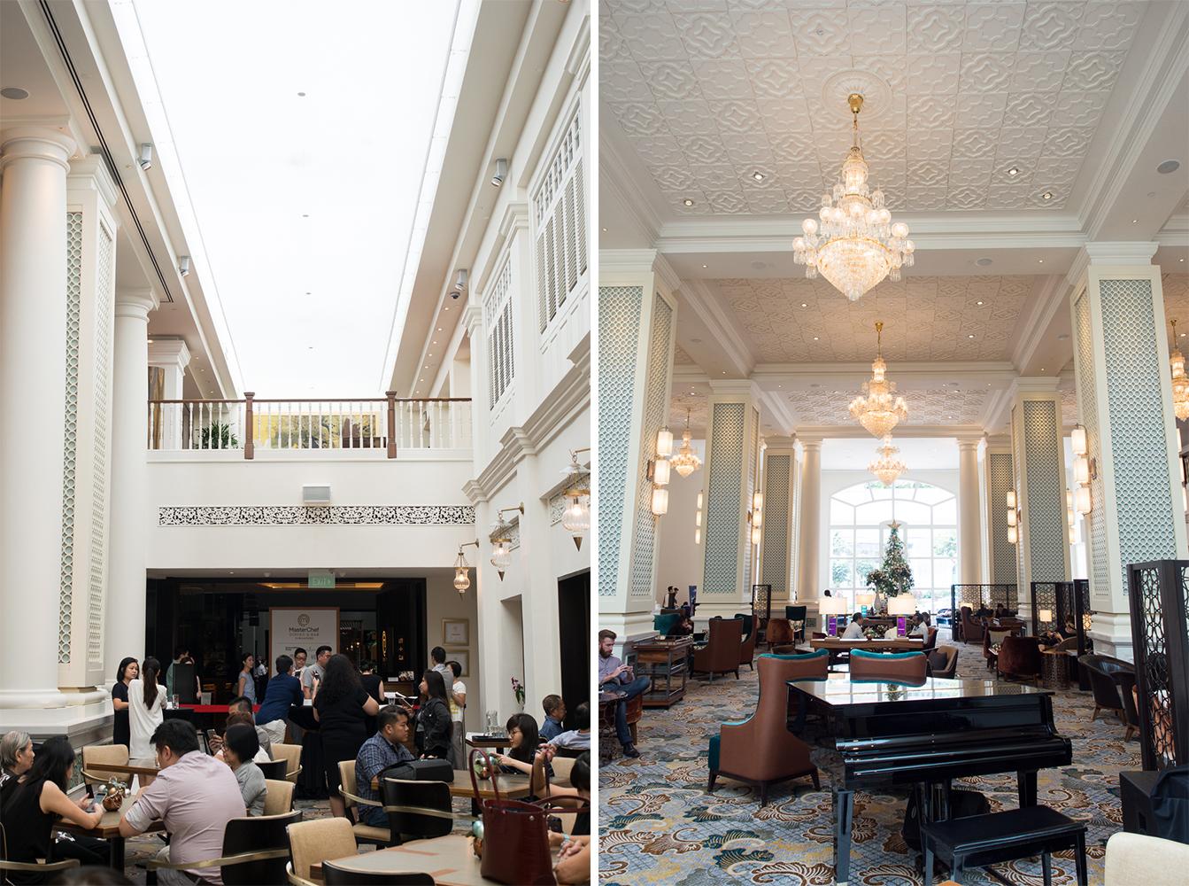 MasterChef Dining and Bar Singapore Intercontinenal Hotel, Singapore