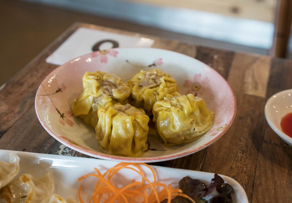 Yummy Malaysian and Chinese food